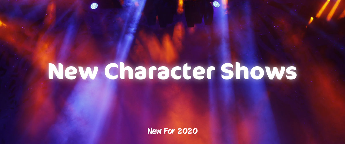 New character shows
