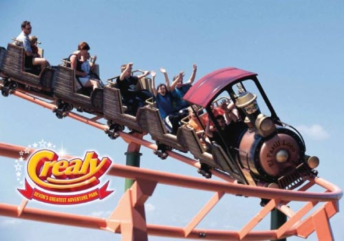 Attraction image for Crealy Adventure Park