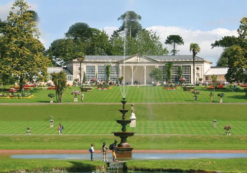 Attraction image for Bicton Park Botanical Gardens