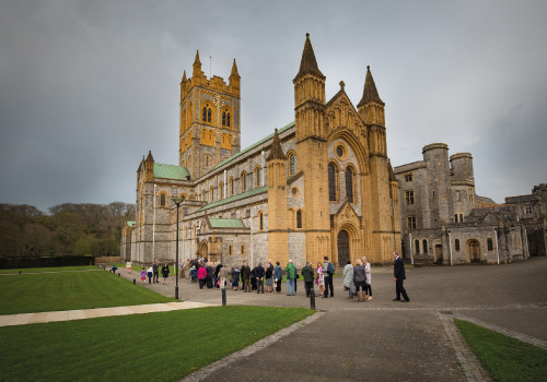 Attraction image for Buckfast Abbey