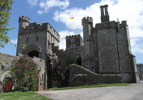 Attraction image for Powderham Castle