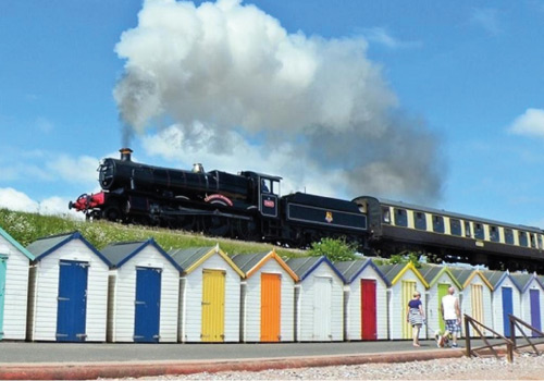 Attraction image for Dartmouth Steam Railway