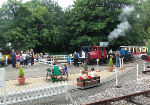 Attraction image for Devon Railway Centre and Model Village