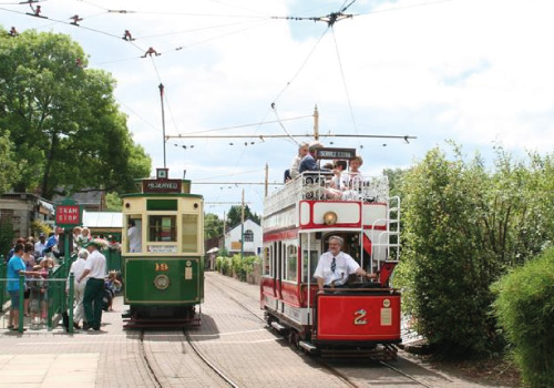 Attraction image for Seaton Tramway