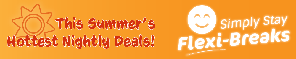 This summer's hottest deal - Flexi-Breaks