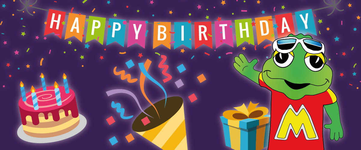 Sign up for a free birthday greeting