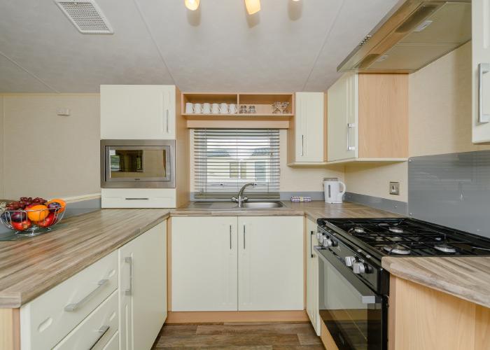 Cranmere Gold kitchen