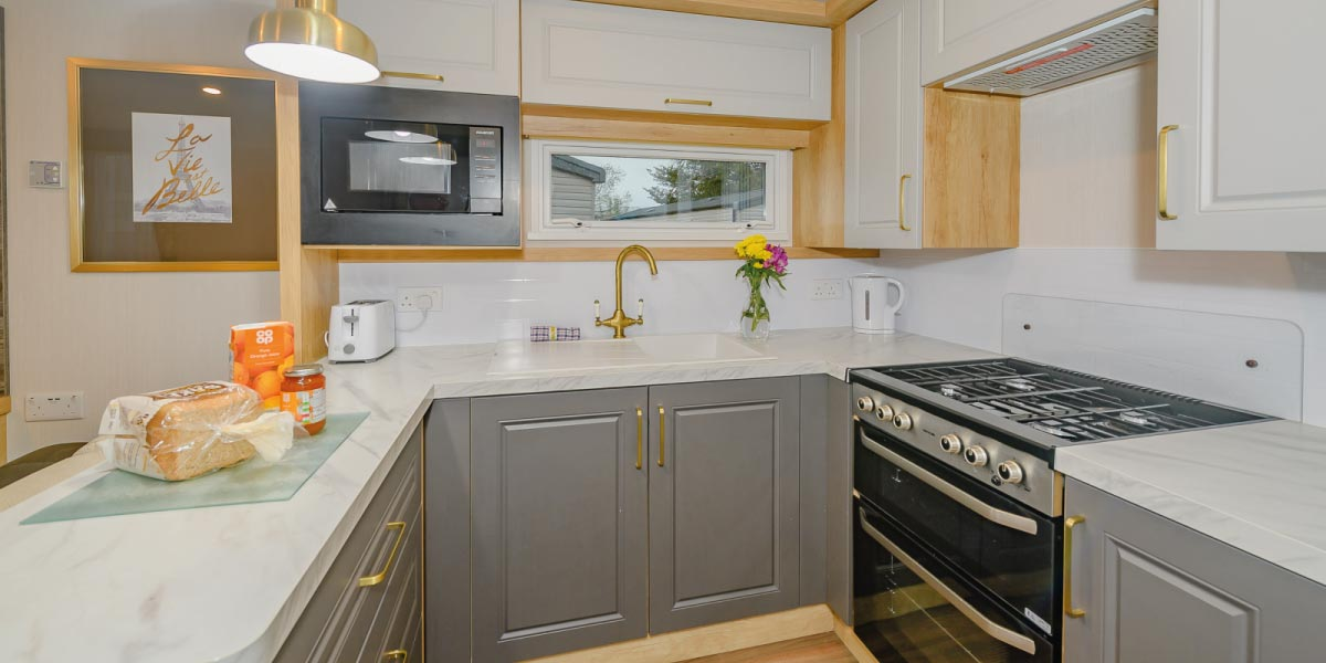 Discovery Gold Plus kitchen