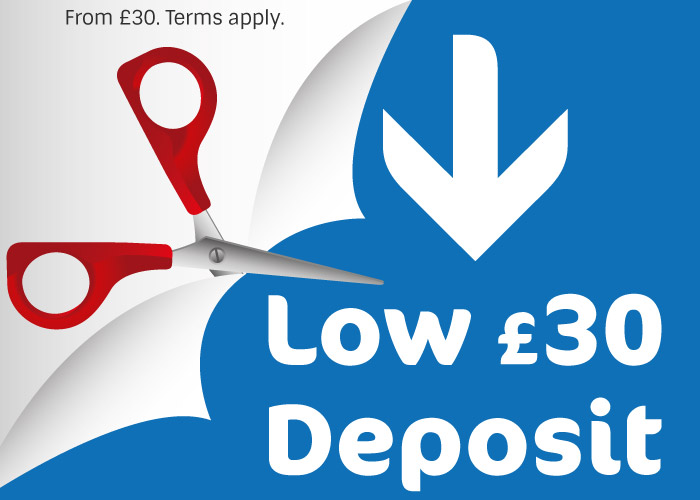 Offer image for Low Deposit From £30