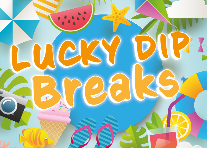 Lucky Dip Breaks logo