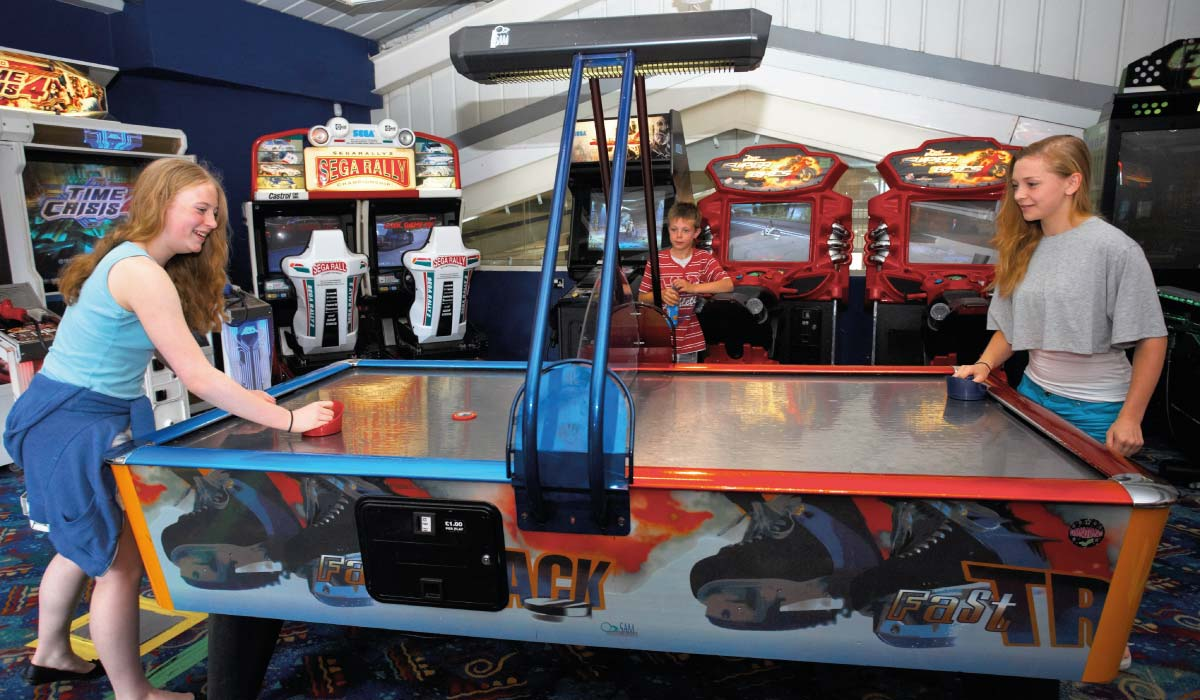 GamesZone Arcade