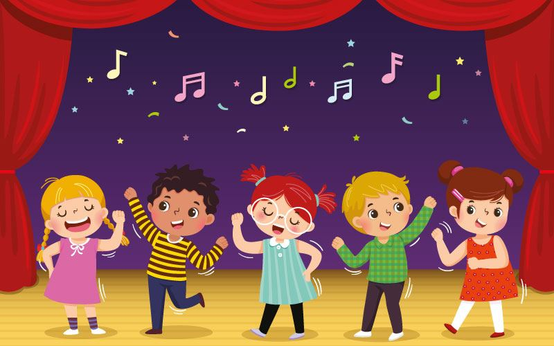 Image for Party Dances & Games