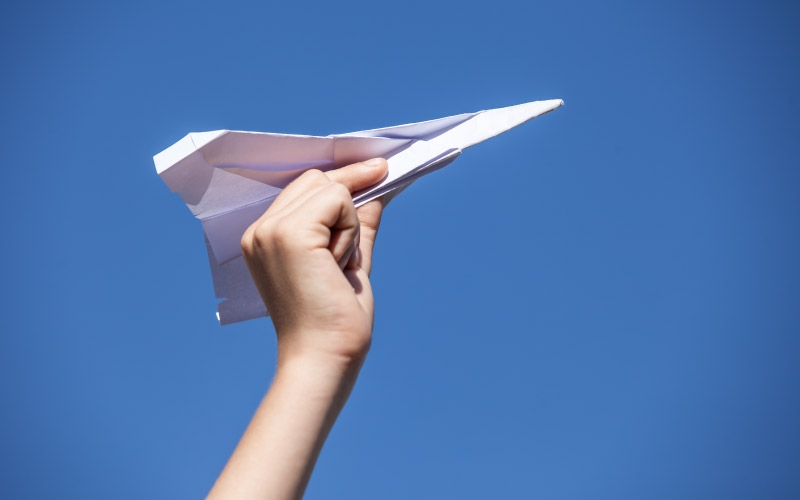 Image for Paper Plane Challenge