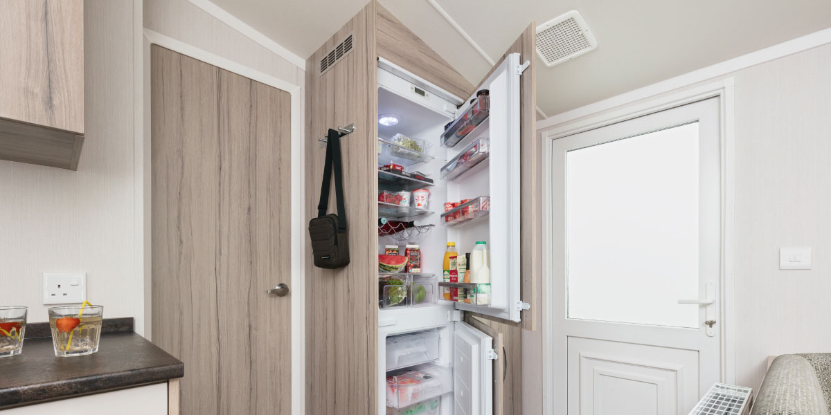 Integrated refrigerator